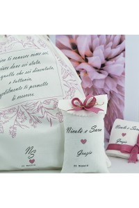 Wedding bag, sacchettino e bustina per matrimonio