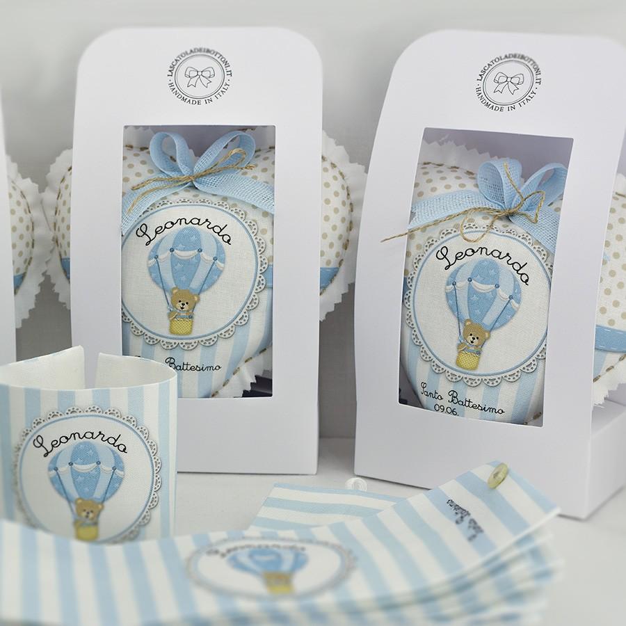 Bomboniera nascita o Battesimo bambino
